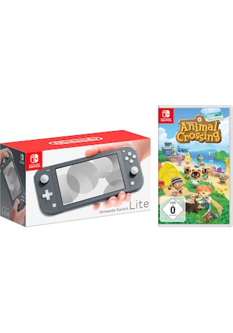 Nintendo Switch Konsolen-Set »Lite«, inkl. Animal Crossing kaufen