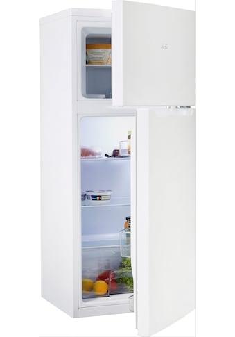 AEG Kühl - /Gefrierkombination, 118 cm hoch, 48,1 cm breit kaufen