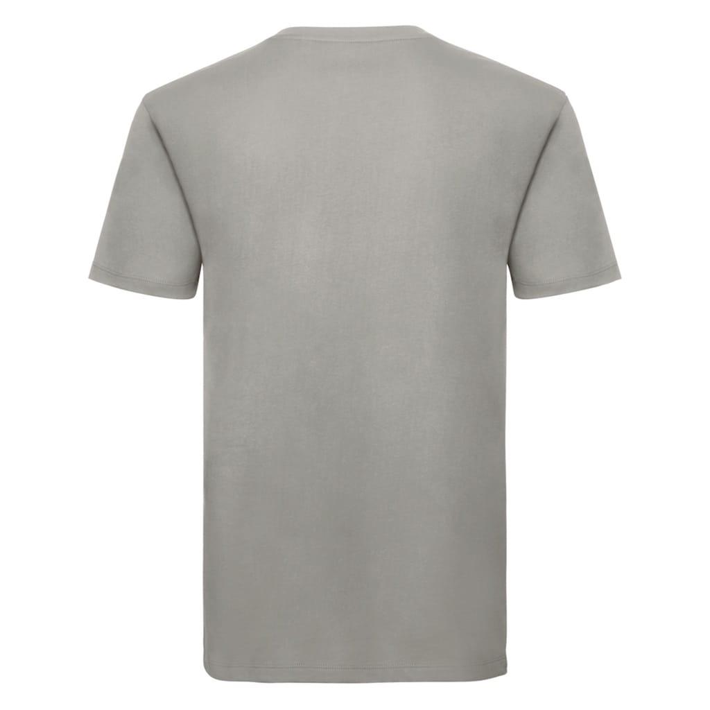 Russell T-Shirt »Herren Authentic Pure Organik«