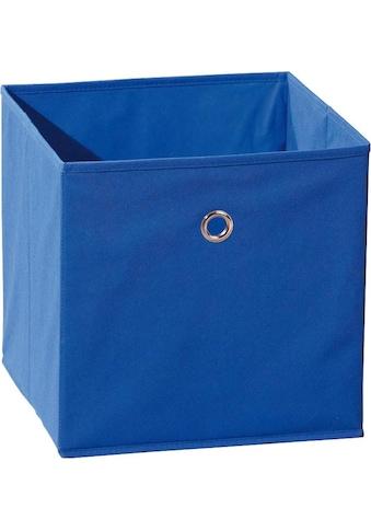 INOSIGN Faltbox »Winny Blau«, 4er Set kaufen