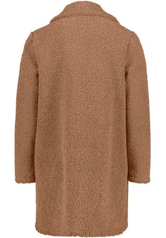 Amber & June Fellimitatjacke, aus flauschigem Fake-Fur kaufen