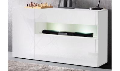 Tecnos Sideboard, Breite 140 cm, ohne Beleuchtung kaufen