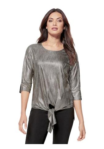 Shirt in hochwertiger Jacquard - Qualität kaufen