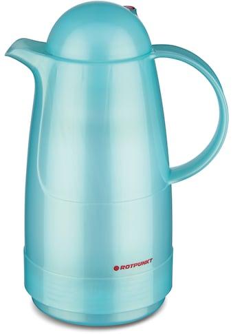 ROTPUNKT Isolierkanne »Shiny Aquamarin«, 0,5 l kaufen