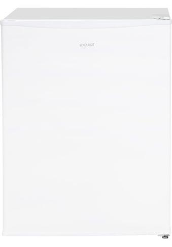 exquisit Table Top Kühlschrank, 62 cm hoch, 47 cm breit kaufen