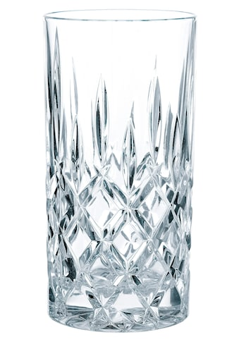 Nachtmann Longdrinkglas »Noblesse«, (Set, 4 tlg.), mit edlem Schliff, 4-teilig kaufen