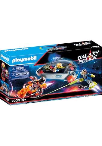 Playmobil® Konstruktions-Spielset »Galaxy Police-Glider (70019), Galaxy Police«, Made... kaufen