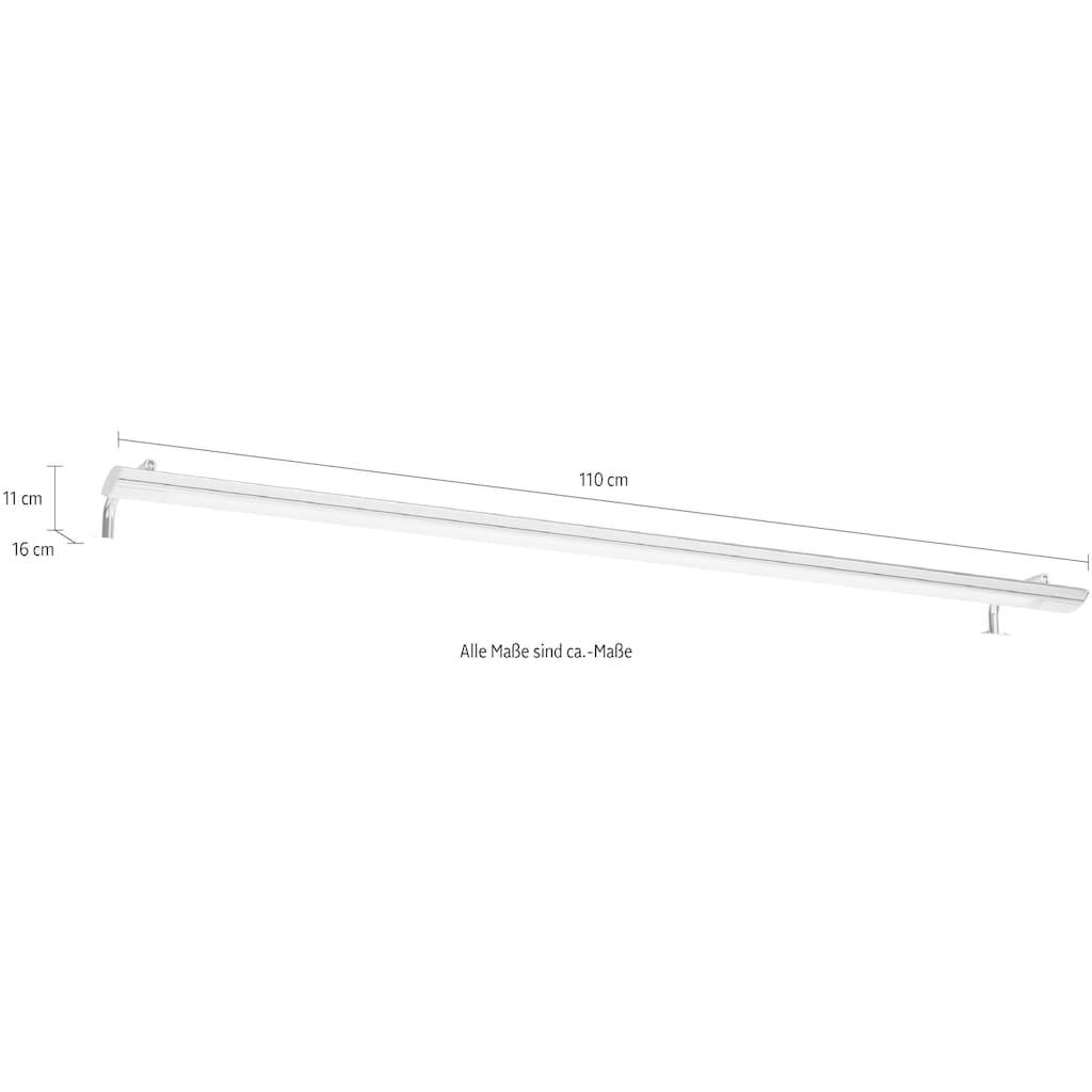 MARLIN Aufbauleuchte, Breite 110 cm, Spiegelleuchte