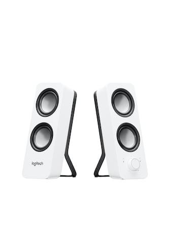 Logitech Z200 Multimedia Speakers kaufen