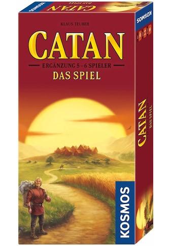 Kosmos Spiel »Erweiterungsspiel,Catan Das Spie, 5-6 Spieler«, Made in Germany kaufen