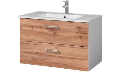 Waschtisch »Trento«, Badmöbel in Breite 80 cm kaufen