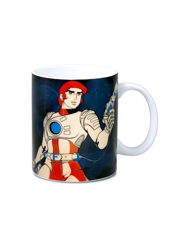 LOGOSHIRT Tasse mit tollem Helden-Print kaufen