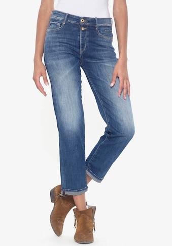 Le Temps Des Cerises Ankle-Jeans »BASIC«, perfekter Sitz durch Elasthan-Anteil kaufen