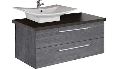 MARLIN Waschtisch »Laos 3110«, Breite 120 cm, Becken links kaufen