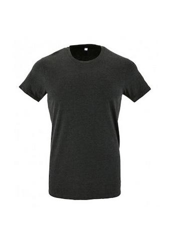 SOLS T - Shirt »Herren Regent Slim Fit , Kurzarm« kaufen