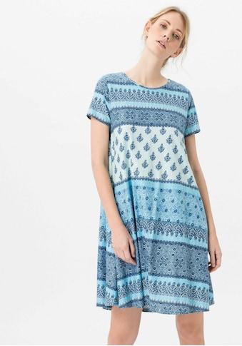 Green Cotton Jerseykleid »Sommerkleid«, mit Taschen kaufen