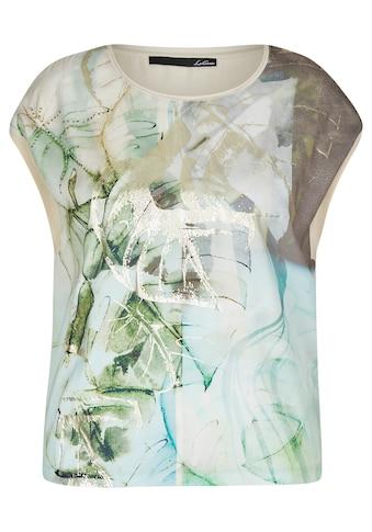 LeComte Print-Shirt, mit abstraktem Front-Print und Glitzerdetails kaufen