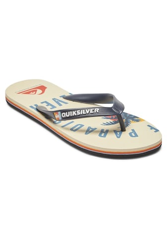 Quiksilver Sandale »Molokai Paradise« kaufen