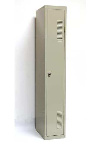SZ METALL Spind »180x30 Grau« kaufen