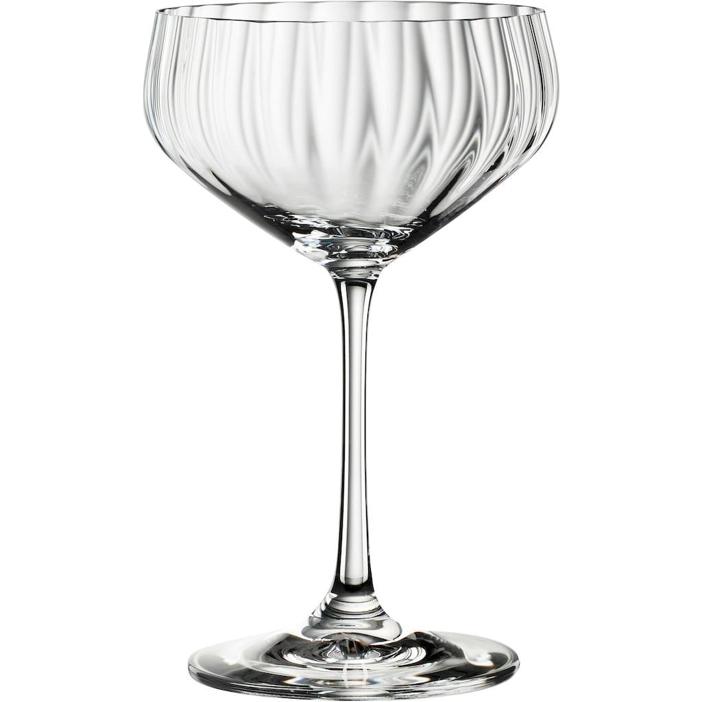 SPIEGELAU Cocktailglas »LifeStyle«, (Set, 4 tlg.), 4-teilig, 310 ml