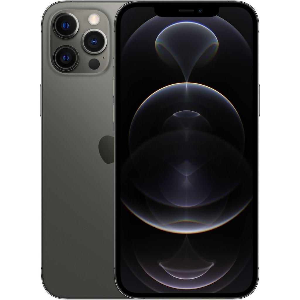 """Apple Smartphone »iPhone 12 Pro Max - 128GB«, (17 cm/6,7 """", 128 GB Speicherplatz, 12 MP Kamera)"""