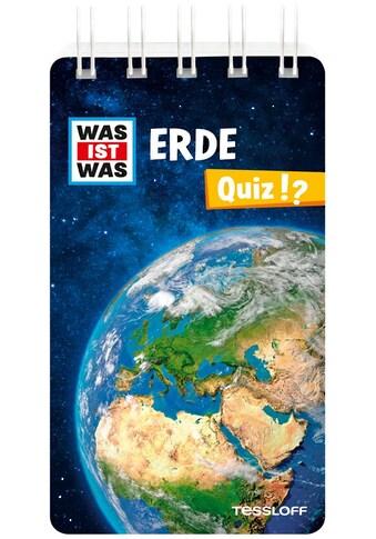 Buch »WAS IST WAS Quiz Erde / DIVERSE« kaufen