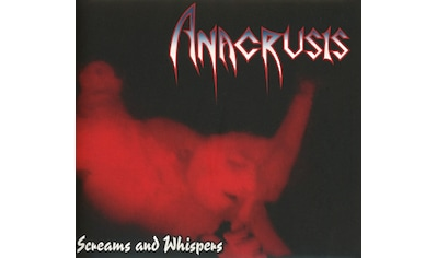 Musik-CD »Screams and Whispers / Anacrusis« kaufen