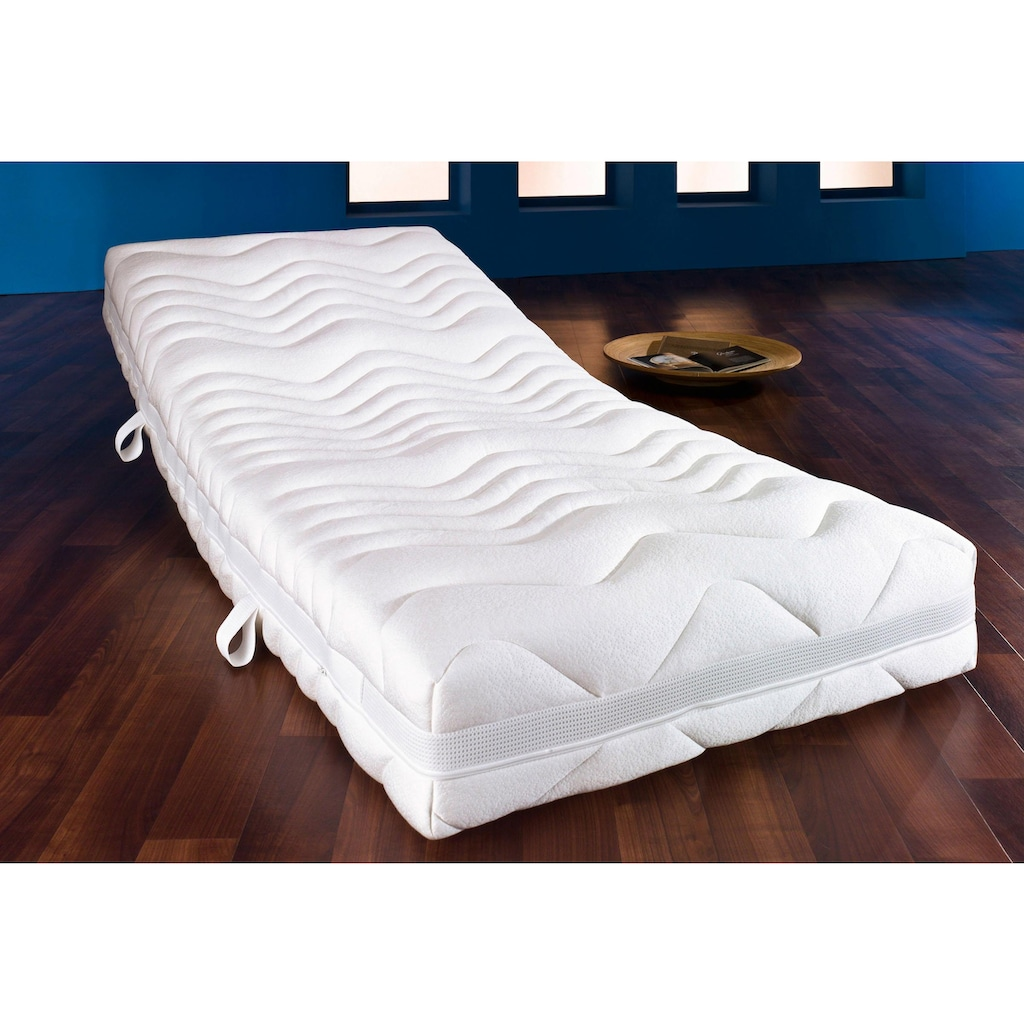 f.a.n. Schlafkomfort Kaltschaummatratze »Komfort Med KS«, 19 cm cm hoch, Raumgewicht: 40 kg/m³, (1 St.), abnehmbarer Bezug