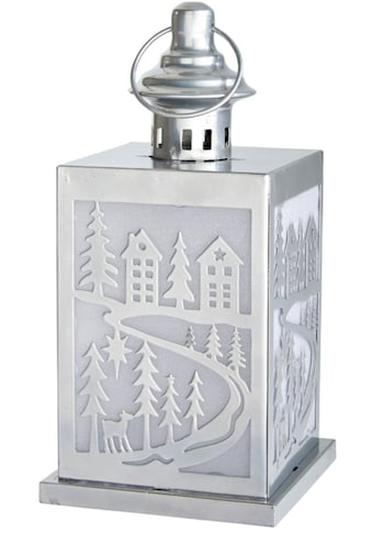 LED Laterne »Wonderland«, Warmweiß, aus Metall, mit 3 warmweißen LEDs, Höhe ca. 22 cm kaufen