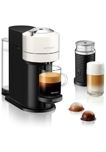 Nespresso Kapselmaschine »ENV 120.WAE Vertuo Next«, inkl. Aeroccino Milchaufschäumer,... kaufen