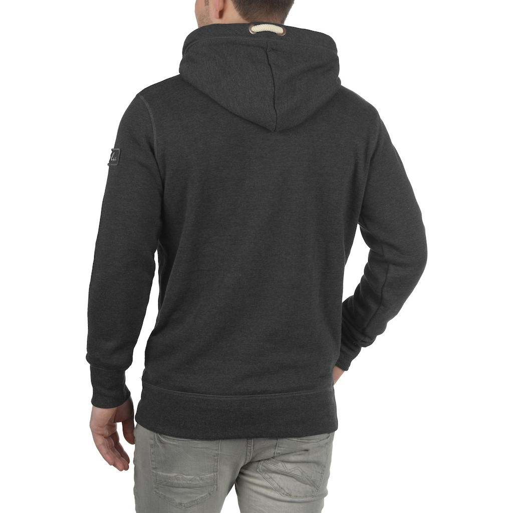 Solid Hoodie »TripHood«, Kapuzensweatshirt mit Kängurutasche