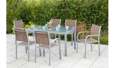 MERXX Gartenmöbelset »Ostia« kaufen