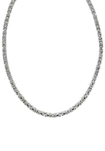 Firetti Königskette »Königskettengliederung 4-kant, 3,0 mm breit«, Made in Germany kaufen