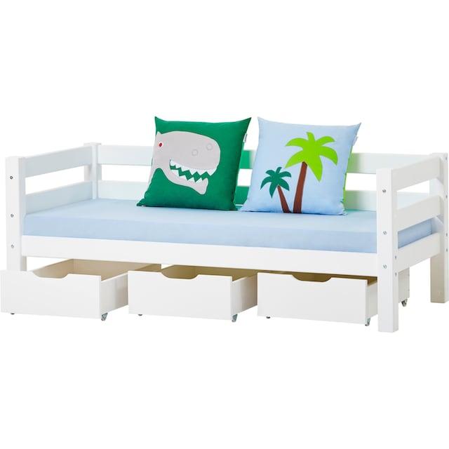 Hoppekids Bett »Dinosaurier«