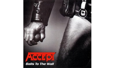 Musik-CD »BALLS TO THE WALL / ACCEPT« kaufen