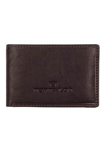 TOM TAILOR Mini Geldbörse »LARY«, aus Leder im extra keinen Format kaufen