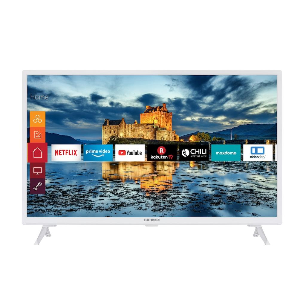 "Telefunken LED-Fernseher »XF32J511-W«, 80 cm/32 "", Full HD, Smart-TV"