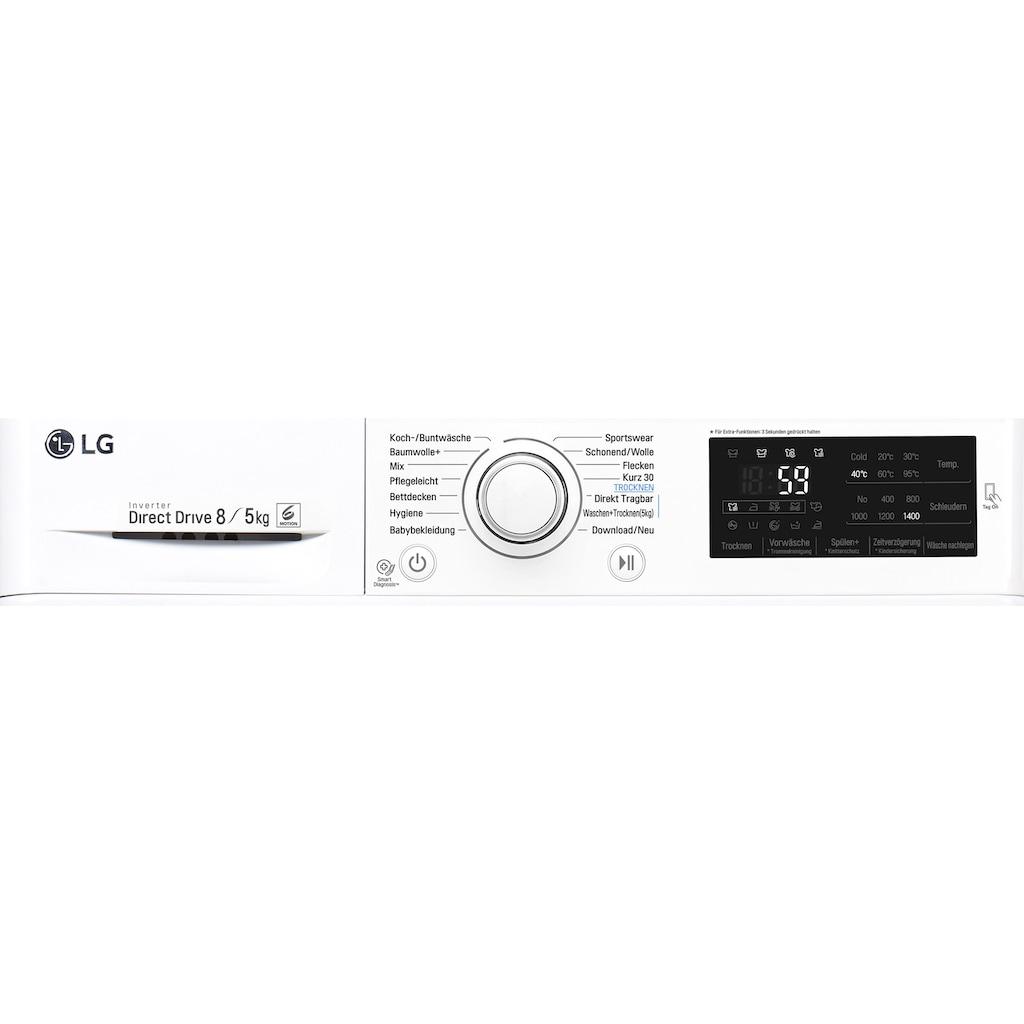 LG Waschtrockner »F14WD85EN0«