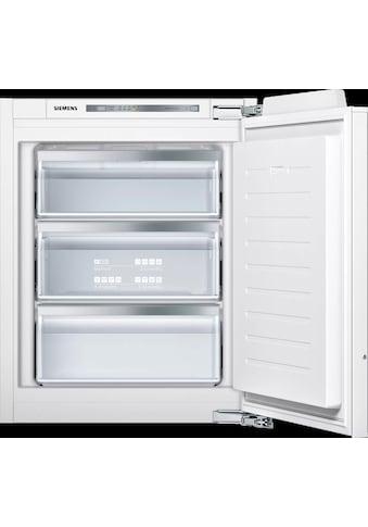 SIEMENS Einbaugefrierschrank »GI11VAFE0«, iQ500 kaufen