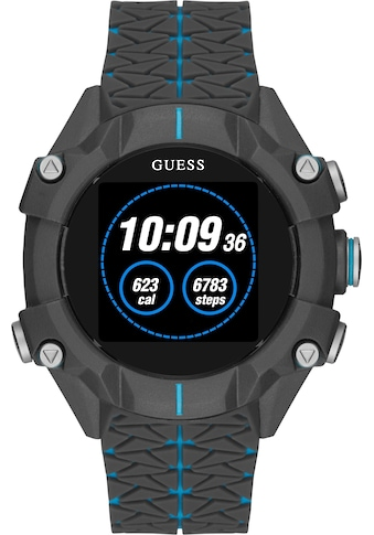 GUESS CONNECT Smartwatch »REX, C3001G3«, ( Wear OS by Google ) kaufen