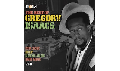 Musik-CD »The Best Of Gregory Isaacs / Isaacs,Gregory« kaufen