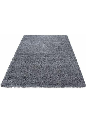 Hochflor - Teppich, »Dream Shaggy«, Ayyildiz, rechteckig, Höhe 50 mm, maschinell gewebt kaufen