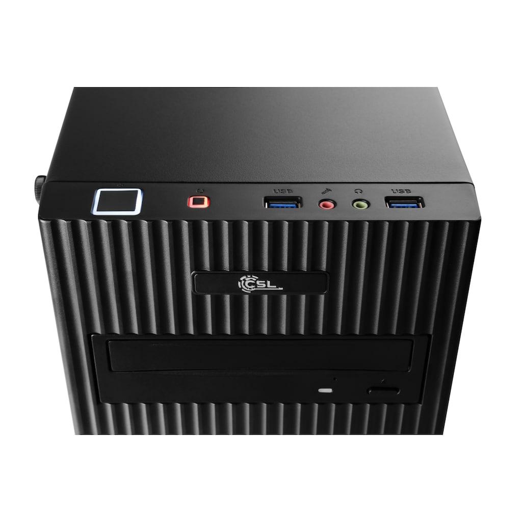 CSL PC-Komplettsystem »Levitas T8115 Windows 10 Home«