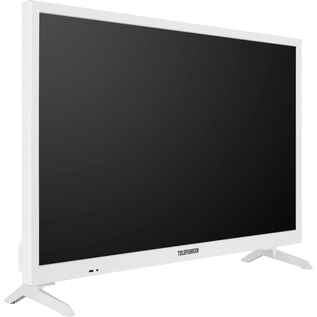 "Telefunken LED-Fernseher »L24H550M4-W«, 60 cm/24 "", HD-ready"