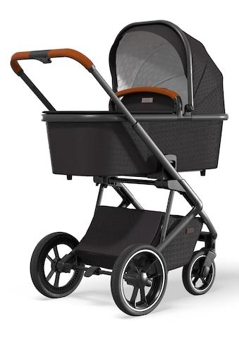 Moon Kombi-Kinderwagen »Style«, 22 kg, mit Einhandfaltmechanismus, aus recyceltem Material kaufen