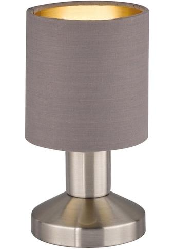 TRIO Leuchten Tischleuchte »Garda«, E14, ON/OFF-Touch Funktion, Leuchtmittel tauschbar kaufen