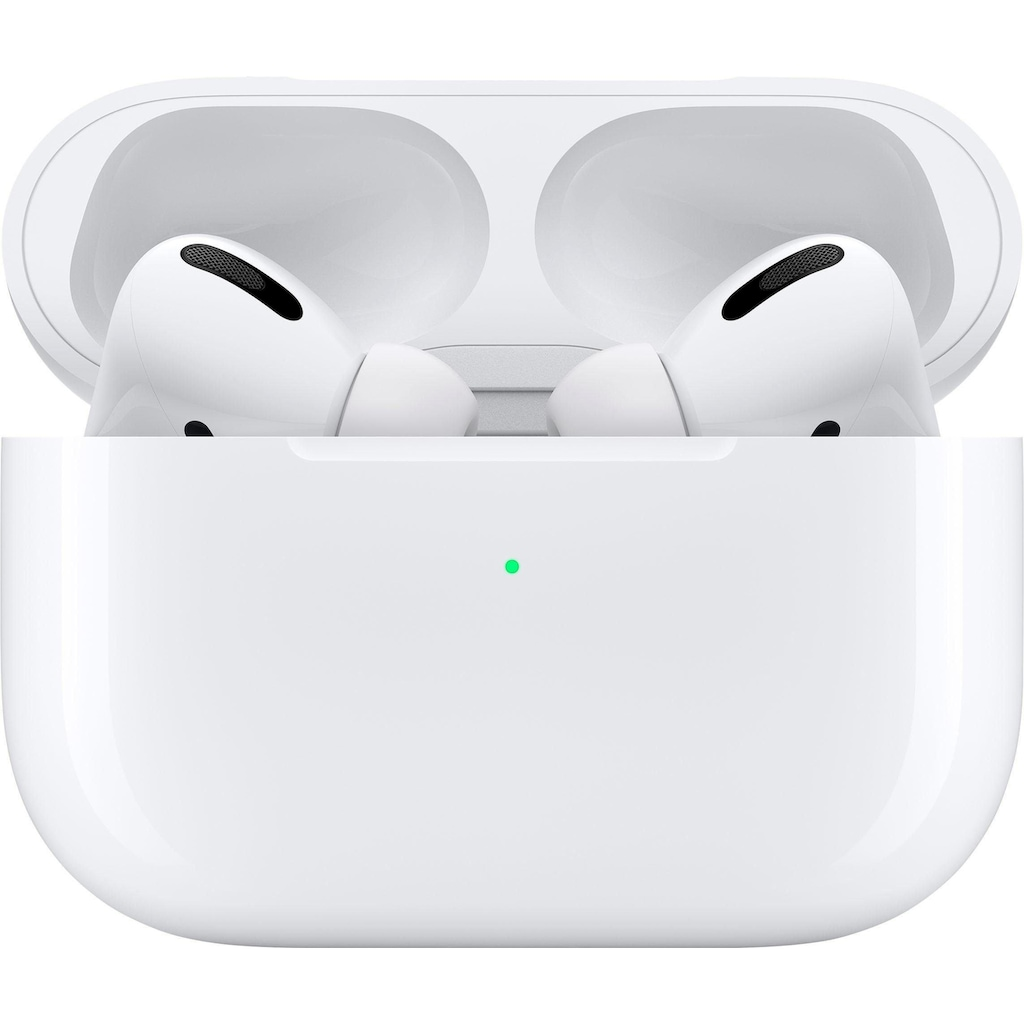 Apple wireless In-Ear-Kopfhörer »AirPods Pro«, mit kabellosem Ladecase