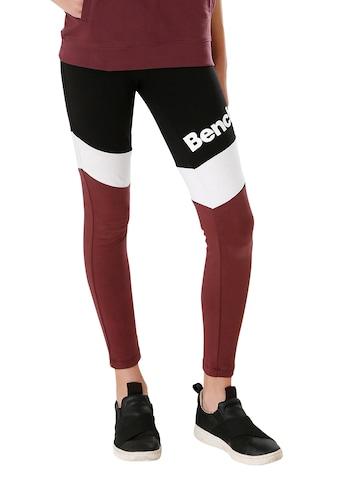 Bench. Leggings, in schönen Kontrastfarben kaufen
