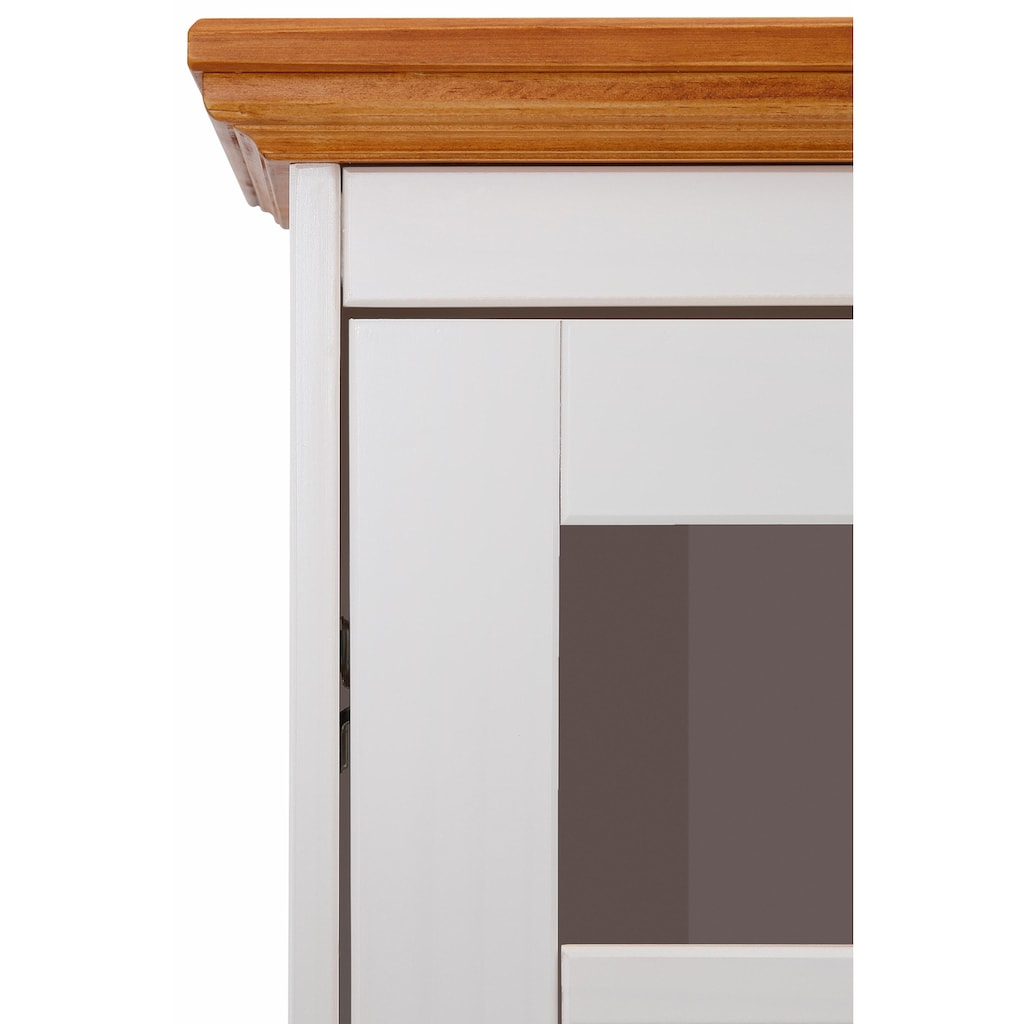 Home affaire Vitrine »Melissa«, Höhe 190 cm