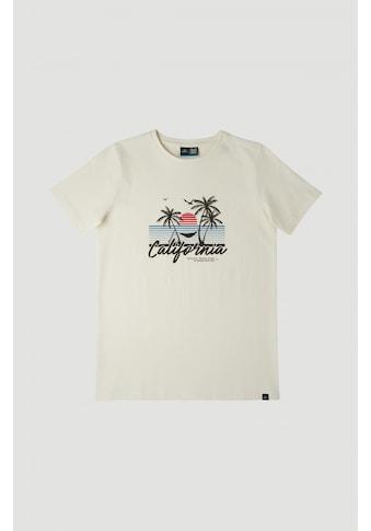 """O'Neill T-Shirt »""""CALIFORNIA BEACH""""« kaufen"""